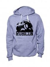 Толстовка Rubicon серая