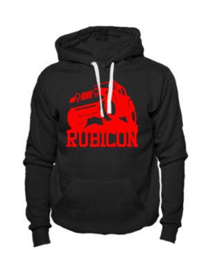 Толстовка Rubicon черная