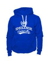 Толстовка Smolensk universirty синяя