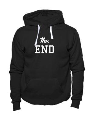 Толстовка The end черная