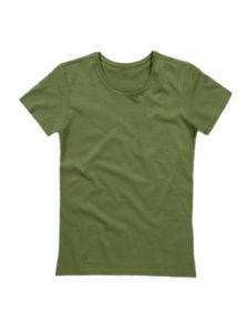 футболка женская полуприталенная