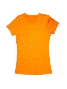 футболка женская приталенная