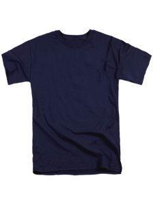 Футболка мужская ХБ. Материал ХБ 100%, плотность 160 гр. Классический мужской, свободный крой, с коротким рукавом и круглым мягким воротом. Двойная отстрочка всех швов прекрасно сохраняет форму футболки на протяжении длительного времени. Оптимальная плотность материала обеспечивает обеспечивает комфортность ношения футболки. Цвет сине-черный