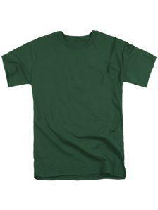Футболка мужская ХБ. Материал ХБ 100%, плотность 160 гр. Классический мужской, свободный крой, с коротким рукавом и круглым мягким воротом. Двойная отстрочка всех швов прекрасно сохраняет форму футболки на протяжении длительного времени. Оптимальная плотность материала обеспечивает обеспечивает комфортность ношения футболки. Цвет темно зеленый