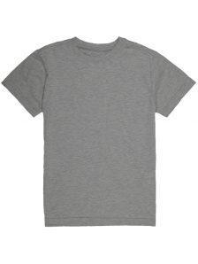 Футболка мужская ХБ. Материал ХБ 100%, плотность 160 гр. Классический мужской, свободный крой, с коротким рукавом и круглым мягким воротом. Двойная отстрочка всех швов прекрасно сохраняет форму футболки на протяжении длительного времени. Оптимальная плотность материала обеспечивает обеспечивает комфортность ношения футболки. Цвет темный меланж