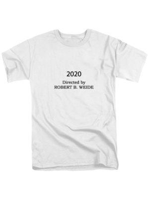 Футболка 2020 Directed by белая
