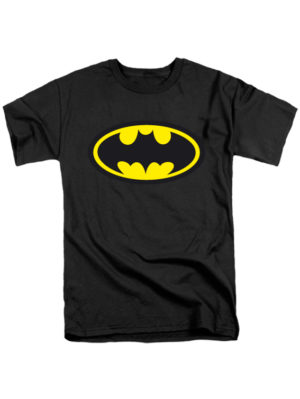 Футболка Batman черная
