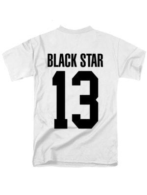 Футболка Black Star 13 белая