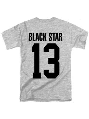 Футболка Black Star 13 серая