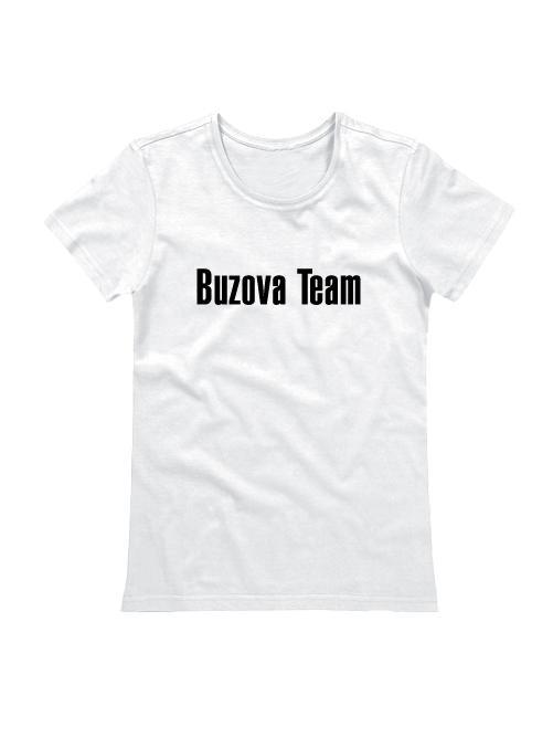 Футболка Buzova Team белая