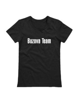 Футболка Buzova Team черная