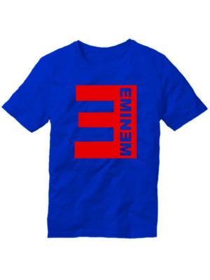 Футболка Eminem синяя
