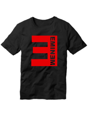 Футболка Eminem черная