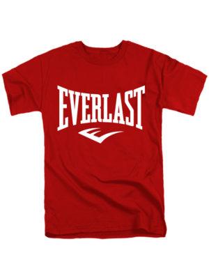 Футболка Everlast красная