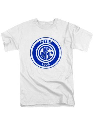 Футболка FC Inter белая
