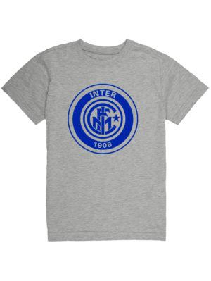 Футболка FC Inter серая