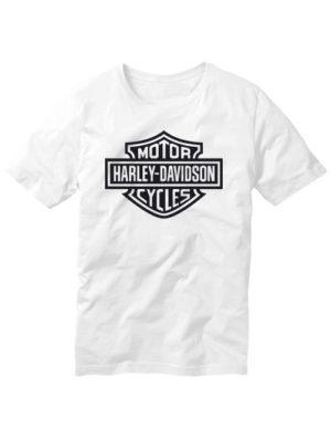 Футболка Harley-Davidson белая