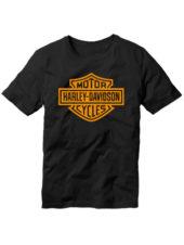 Футболка Harley-Davidson черная