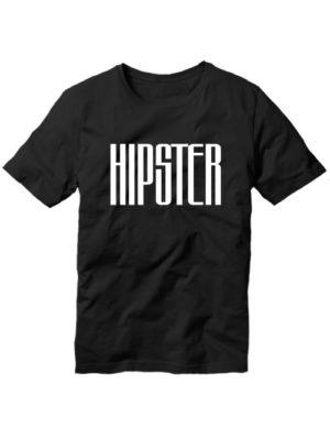 Футболка Hipster мужская черная