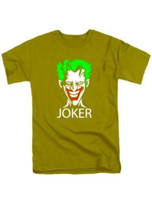 Футболка Joker оливковая