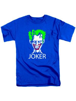 Футболка Joker синяя