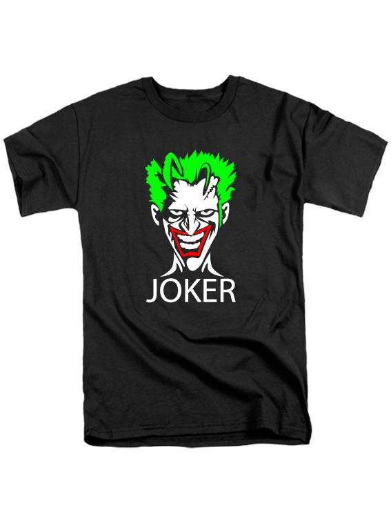 Футболка Joker черная