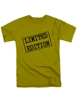 Футболка Limited edition мужская оливковая
