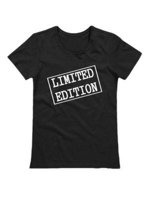 Футболка Limited edition черная