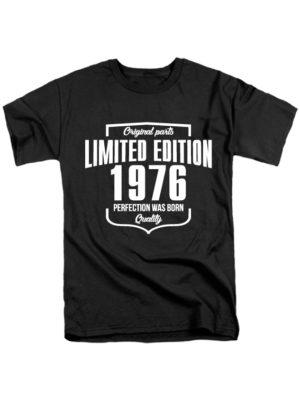 Футболка Limited edition 1976 черная