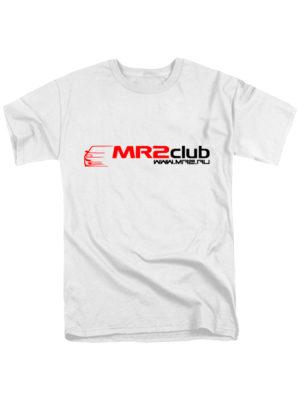 Футболка MR2Club белая