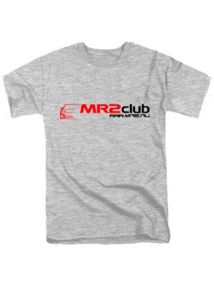 Футболка MR2Club серая