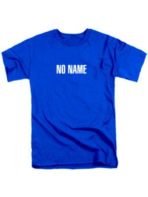 Футболка No name мужская синяя