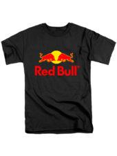 Футболка Red Bull черная