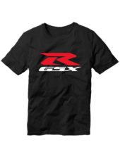 Футболка Suzuki GSX R черная