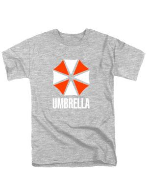 Футболка Umbrella серая