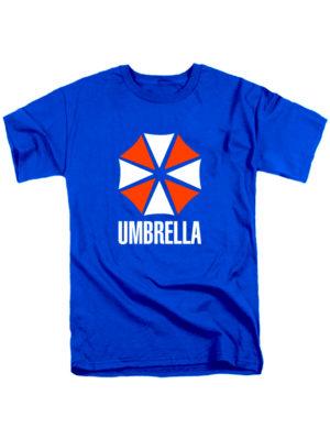 Футболка Umbrella синяя