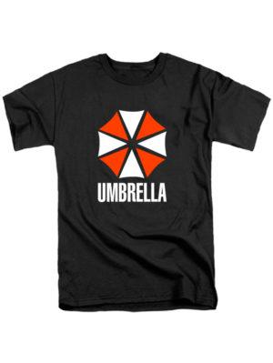 Футболка Umbrella черная