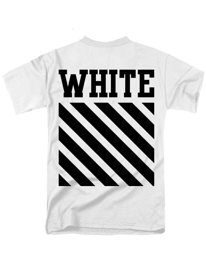 Футболка White белая