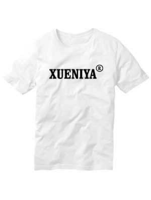 Футболка Xueniya белая