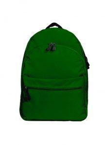 Классический и одновременно стильный молодежный рюкзак. Вместительный и очень удобный, габариты 350x170x450 мм. Рюкзак имеет два внутренний обьемных отделения на молнии, внешний карман на липучке. Материал полиэстер 600D, влагостойкий, износотойкий. Вес изделия 500 гр. Цвет темно зеленый