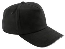 Бейсболка Unit classic черная