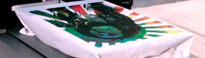 Цифровая печать на футболках