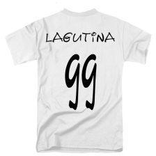 футболки с именем и номером